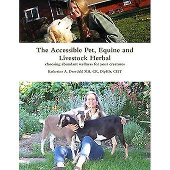 O Pet acessível, equinos e gado Herbal: escolhendo o bem-estar abundante para suas criaturas