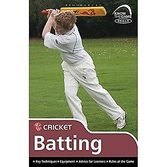 Taidot: Kriketti - lyöntivuoro (tiedä pelin)
