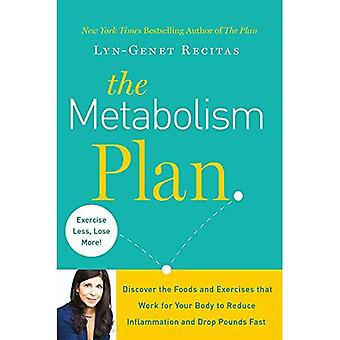 The Metabolism Plan: Discover the Foods and Exercises That Work for Your Body to Reduce Inflammation and Drop...