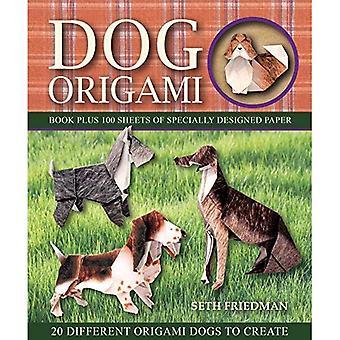 Dog Origami (Origami Books)