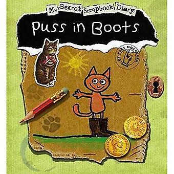 Puss in Boots: mijn geheime Scrapbook dagboek