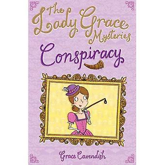 Samenzwering (Lady Grace Mysteries)