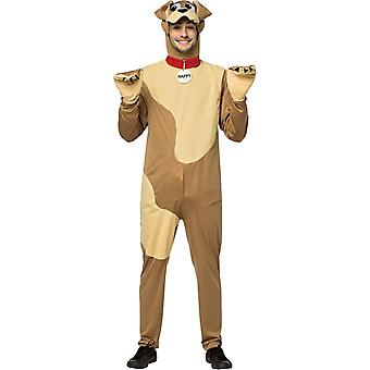 Happy Dog Adult Costume