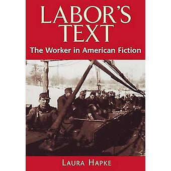 Labors Text door Laura Hapke