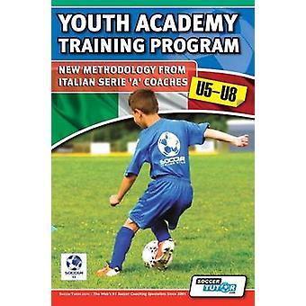Youth Academy programme U5U8 nouvelle méthodologie de formation des entraîneurs de la Serie A italienne par Mazzantini & Mirko