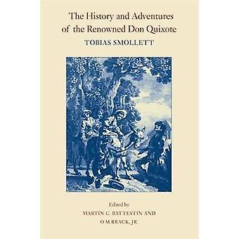 Historie og eventyr af den berømte Don Quixote af Cervantes Saavedra & Miguel De
