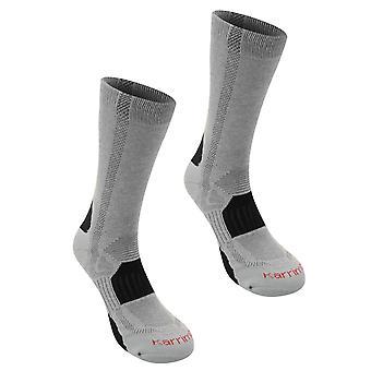 Karrimor Mens Walking Sock 2 Pack