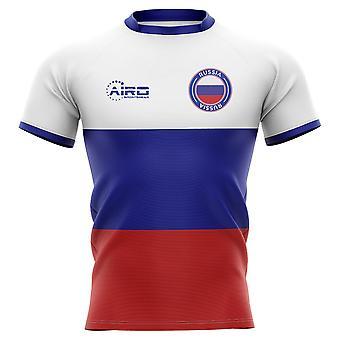 2020-2021 Rosja Flaga Concept Rugby Shirt