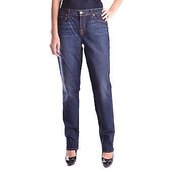 J Brand Ezbc200002 Dames's Blue Denim Jeans