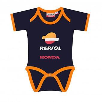 Repsol Honda Baby Romper Bodysuit | Blue | 2019 Season