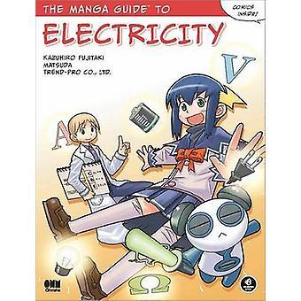 The Manga Guide to Electricity by Kazuhiro Fujitaki - Trend-Pro-Pro L
