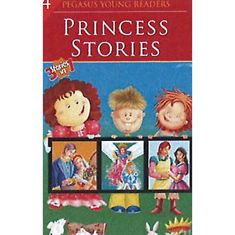 Princess Stories - Level 1 by Pegasus - 9788131917312 Book