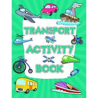 Transport Activity Book by Pegasus - 9788131934425 Book