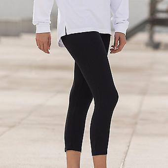 SF Womens/Ladies 3/4 Training / Fitness Sports Leggings
