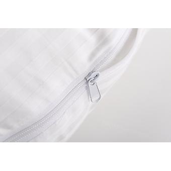 Snipe case White cotton satin to body pillow Estelle J-form