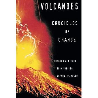 Vulkane: Tiegel des Wandels