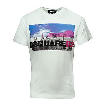 DSquared2 S71GD0675 S22844 100 T-shirt