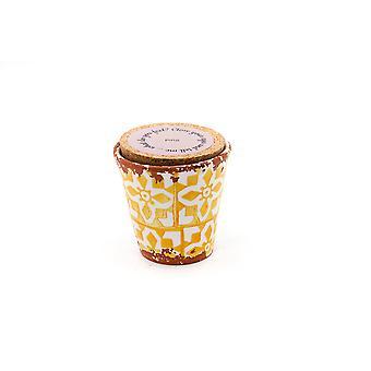Eura Candle Eura ceramics 8,5x8cm Pineapple