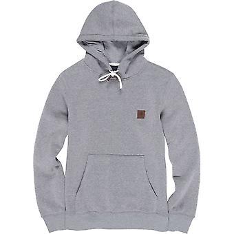 Element Men's Brushed Hooded Fleece ~ Heavy Ho grey