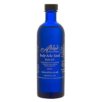 Body Ache Bath Oil from Abluo 200ml