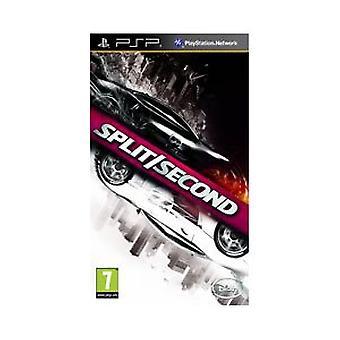 SplitSecond Velocity (PSP) - New