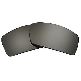Polarized Replacement Lenses for Oakley Gascan Sunglasses Silver Anti-Scratch Anti-Glare UV400 by SeekOptics