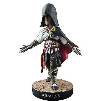 Assassin's Creed Ezio Black Suit Bobble Head