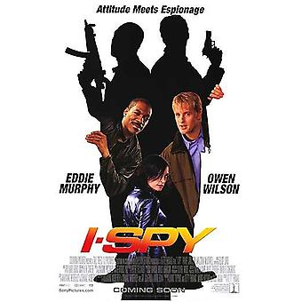 I Spy (Double Sided International) (2002) Original Kino Poster