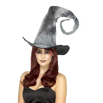 Vrouwen gefascineerd Witch Hat Halloween Fancy Dress accessoire