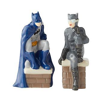 Salz & Papier Shaker - DC Comics - Batman und Catwoman Neu 6003735