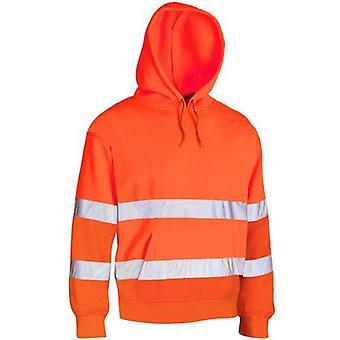 Hi vis HV101 ' Kapton ' hoodie