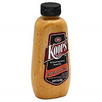 Koops Gluten Free Arizona Moutarde de chaleur