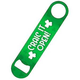Grindstore Craic It Open Bar Blade Bottle Opener