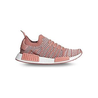 Adidas - Shoes - Sneakers - CQ2028_NMD_R1_STLT - Unisex - pink,white - UK 5.5