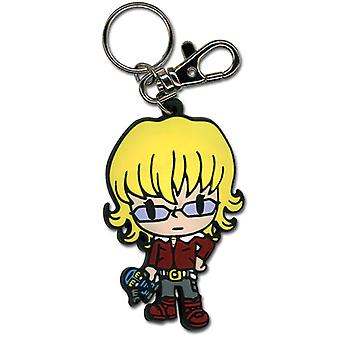 Key Chain - Tiger & Bunny - New SD Chibi Barnaby Anime Licensed ge36567