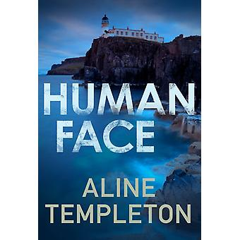 Human Face by Aline Templeton