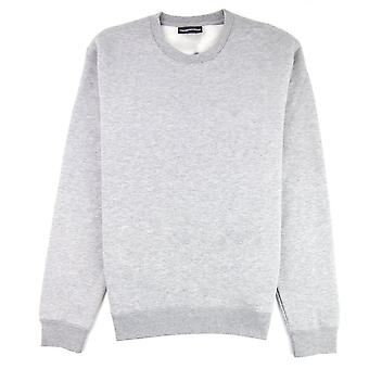 Emporio Armani Small Logo Sweatshirt Grey Melange