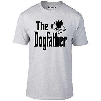 Men's la maglietta del dogfather.