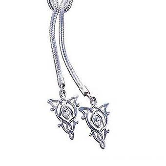 Arwen Evenstar Necklace from Lord Of The Rings Fellowship of the Ring