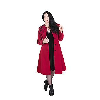 Hell Bunny Hermione Coat