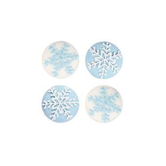 Culpitt Snowflake sukker Pipings-bulk Pack af 200