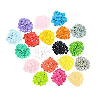 12mm T5(Size 20) KAM Snaps Popper Fastener Push Buttons - 440pcs