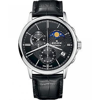 Edox Men's Watch 01651 3 NIN Chronographs