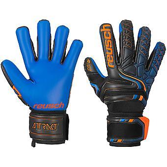 Reusch Attrakt G3 Evolution Negative Cut Goalkeeper Gloves Size