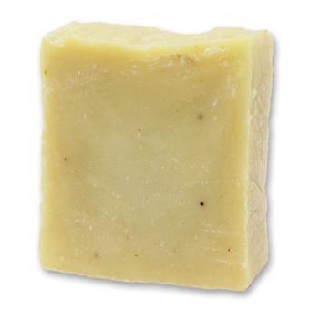 Florex cold stirred sheep's milk soap - lemongrass - fresh strong citrus scent invigorates the senses 150 g