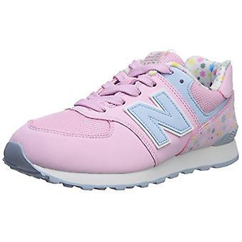 Nya Balance Kids & Apos; 574v1 Lace Up Sneaker