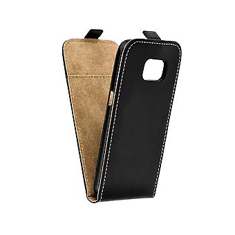 Flip Case Slim Flexi Frisk for SAMSUNG Galaxy S20 / S11e - Svart
