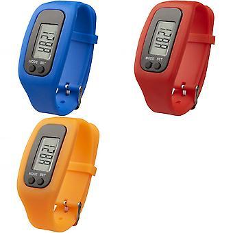 Bullet Get-Fit stegräknare Smart Watch (förpackning med 2)