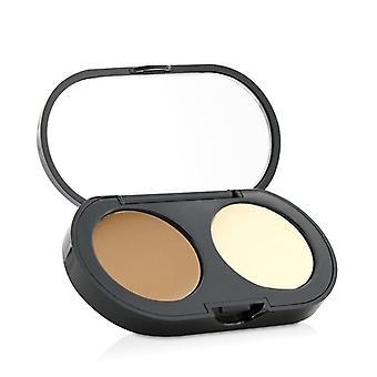 Bobbi Brown nye kremet Concealer Kit - Golden kremet Concealer + blek gul ren Finish trykket pulver 3.1g/0.11oz
