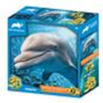Dolphin Animal Planet Kids Prime 3D pussel 63 bitar